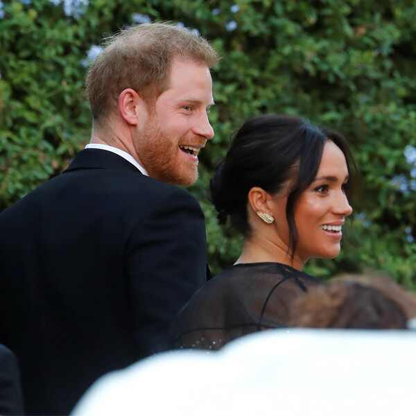 Prince Harry, Meghan Markle, Misha Nonoo Wedding