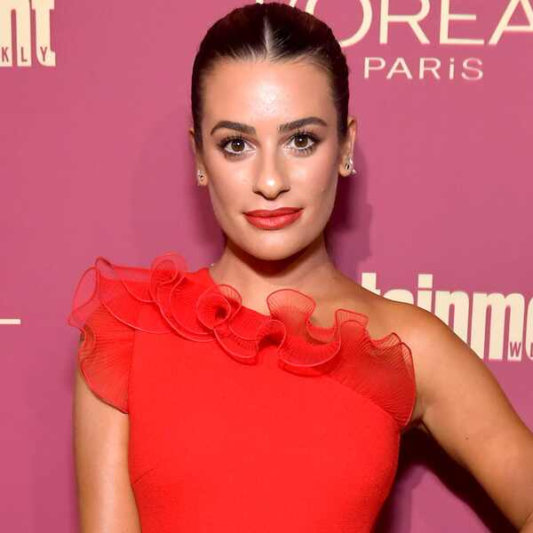 Lea Michele, Emmy Party 2019