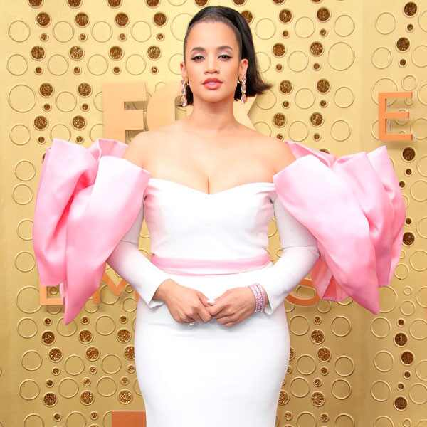 Dascha Polanco, 2019 Emmy Awards, 2019 Emmys, Red Carpet Fashion