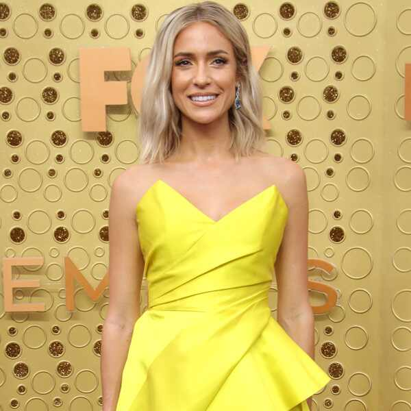 Kristin Cavallari, 2019 Emmy Awards, 2019 Emmys, Red Carpet Fashion