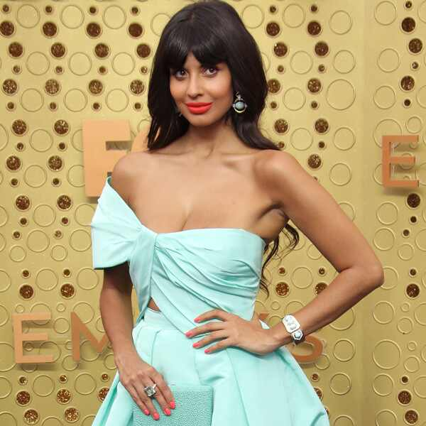 Jameela Jamil, 2019 Emmy Awards, 2019 Emmys, Red Carpet Fashion