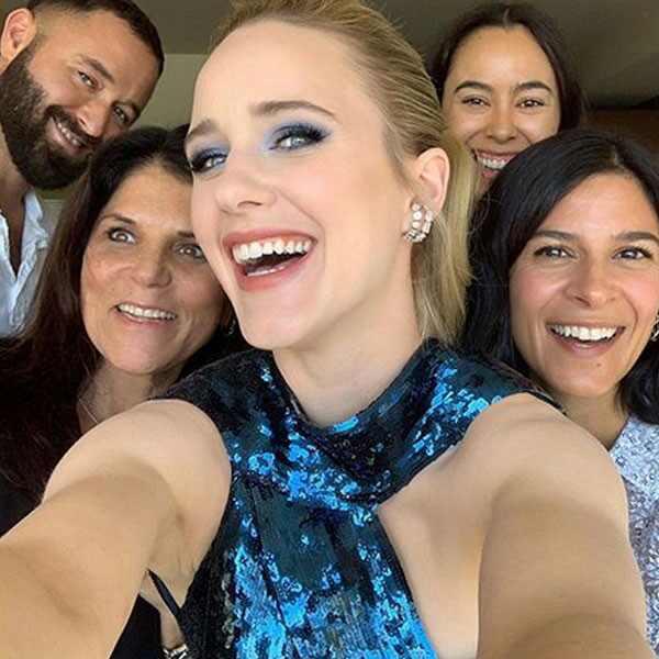 Rachel Brosnahan, Emmys, Instagram