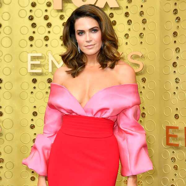 Mandy Moore, 2019 Emmy Awards, 2019 Emmys, Red Carpet Fashion