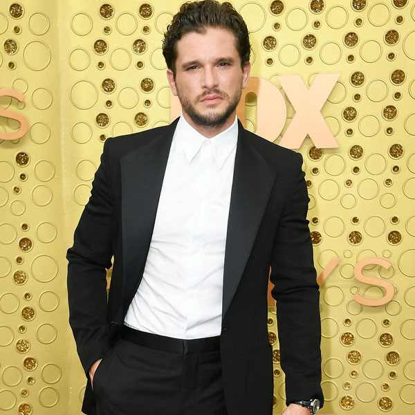 Kit Harington, 2019 Emmy Awards, 2019 Emmys, Red Carpet Fashion
