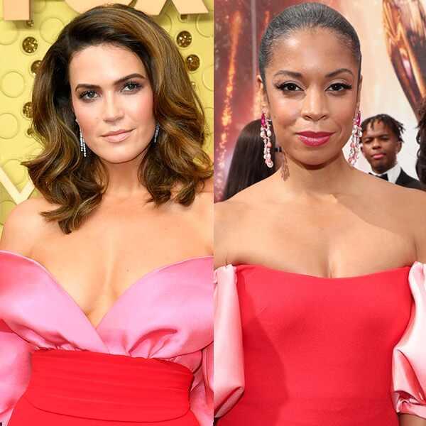 Mandy Moore, Susan Kelechi Watson, 2019 Emmy Awards, 2019 Emmys