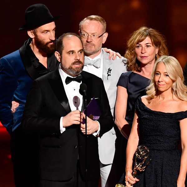 Chernobyl Cast, 2019 Emmy Winners