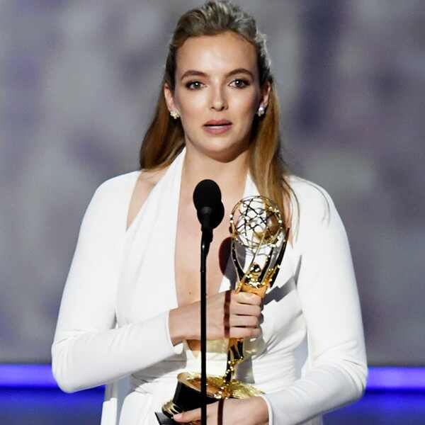 Jodie Comer, 2019 Emmy Awards, Emmys, Winners