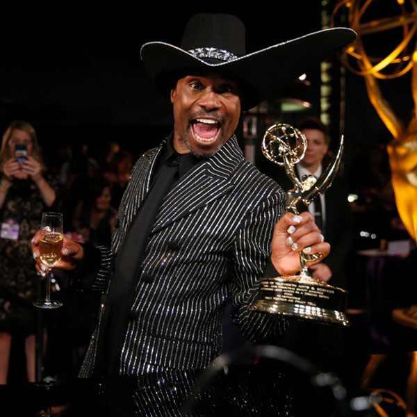Billy Porter, 2019 Emmy Awards, Emmys, After Party, Candids