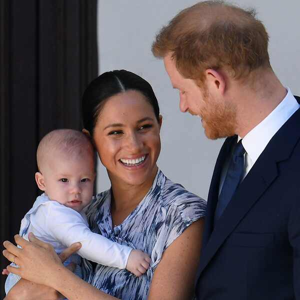 Prince Harry, Meghan Markle, Archie Harrison,