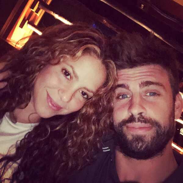 Shakira, Gerard Pique