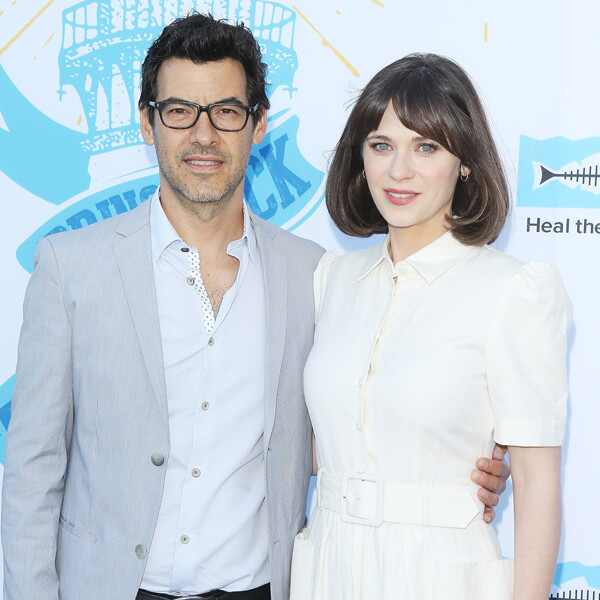 Jacob Pechenik, Zooey Deschanel