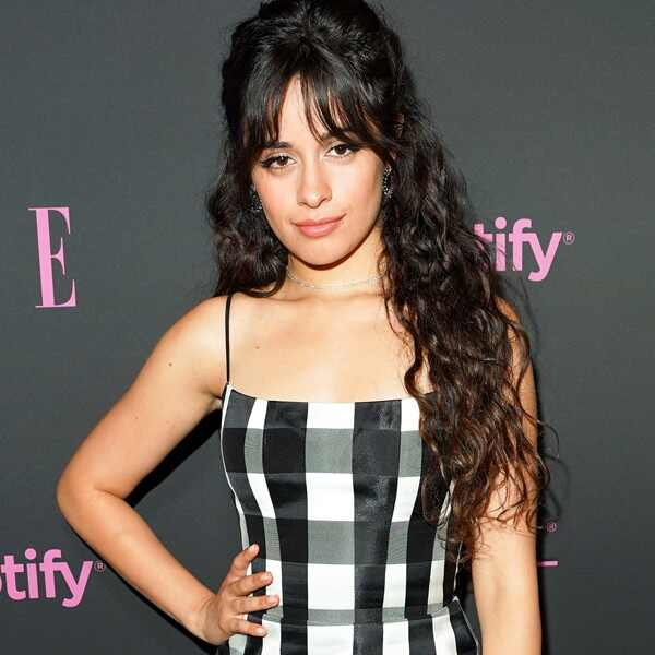 Camila Cabello, Celebrity Sightings At Fashion Week, 2019 New York Fashion Week, E! Kickoff, Elle Women in Music