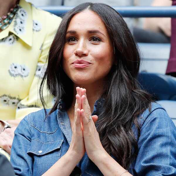 Meghan Markle, US Open
