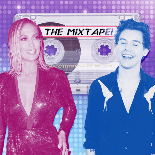 The MixtapE!, Jennifer Lopez, Harry Styles