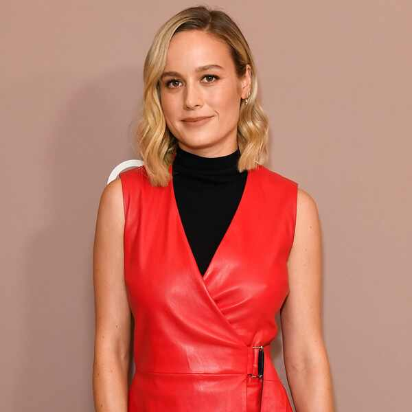 Brie Larson, Variety's Power of Women 2019, Fashion Police widget