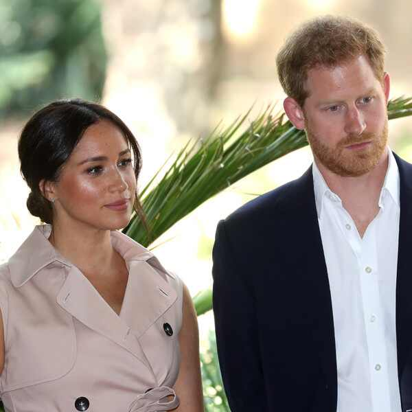 Prince Harry, Meghan Markle, South Africa Tour