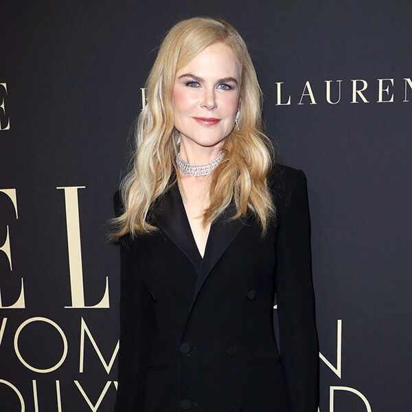 Nicole Kidman, Elle Women in Hollywood