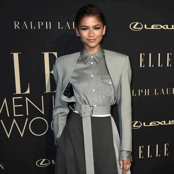 Zendaya, Elle Women in Hollywood
