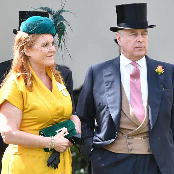 Sarah Ferguson, Duchess of York, Prince Andrew, Royal Ascot 2019