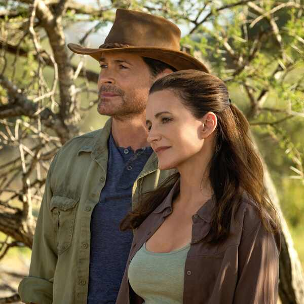 Kristin Davis, Rob Lowe, Holiday in the Wild