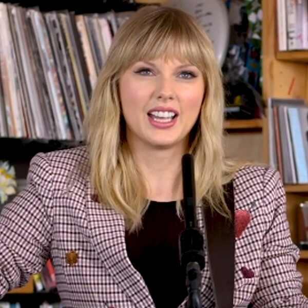 Taylor Swift, Tiny Desk, NPR