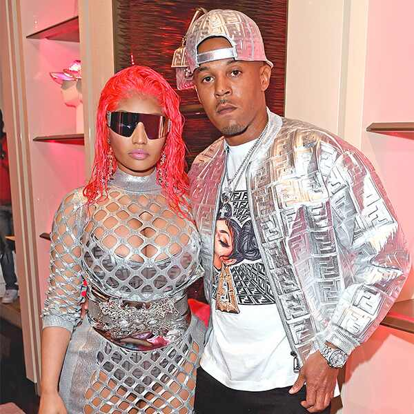 Nicki Minaj, Kenneth Petty