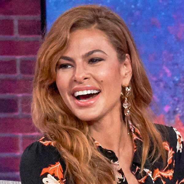 Eva Mendes, The Kelly Clarkson Show 2019