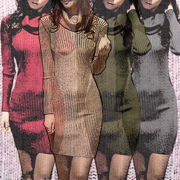 E-Comm: Amazon Sweater Dress