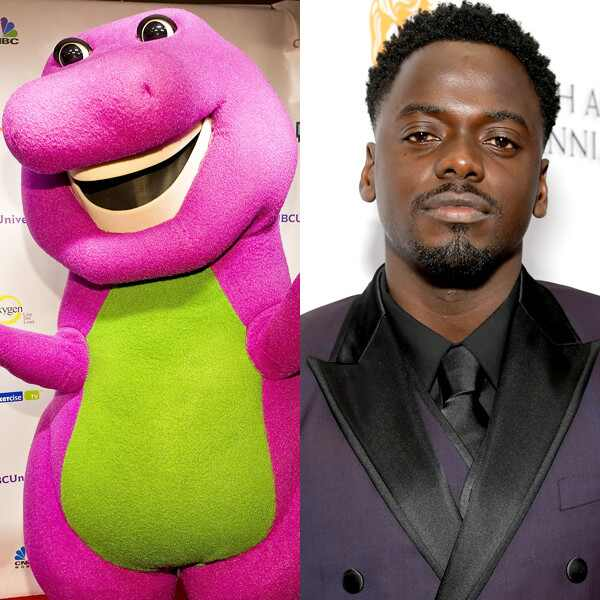 Daniel Kaluuya, Barney the Purple Dinosaur