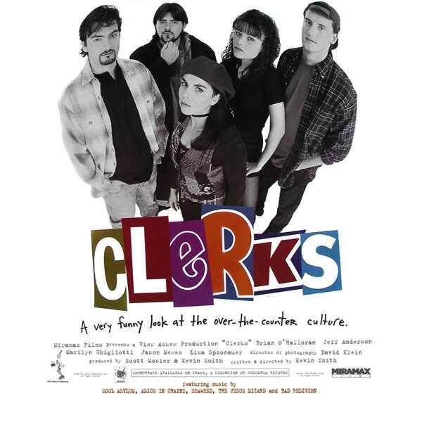 Clerks, Poster