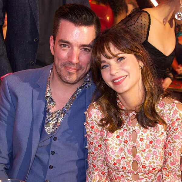 JONATHAN SCOTT, ZOOEY DESCHANEL