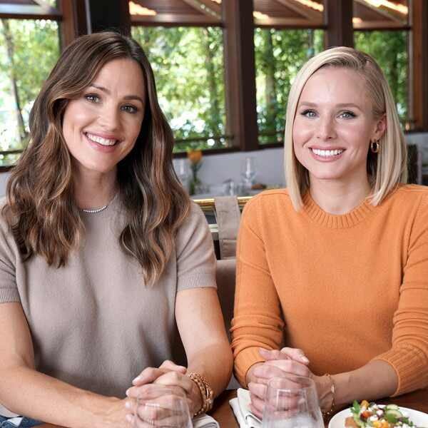 Kristen Bell, Jennifer Garner, Momsplaining, Ellen DeGeneres Show