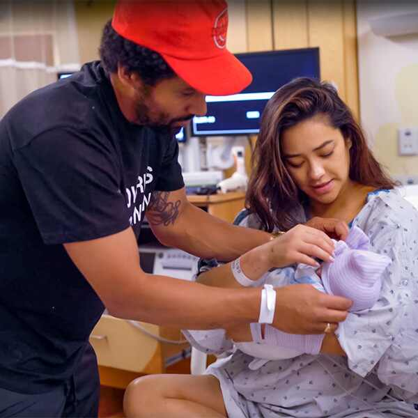 Shay Mitchell, Matte Babel, My Labor and Delivery