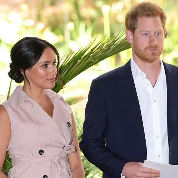 Prince Harry, Meghan Markle, South Africa Tour