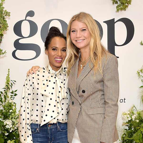 Gwyneth Paltrow, Kerry Washington