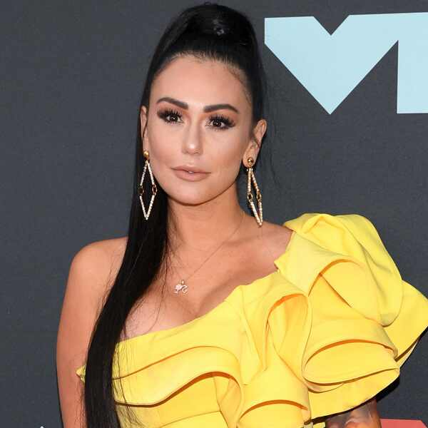 Jenni Farley, JWoww, 2019 MTV Video Music Awards