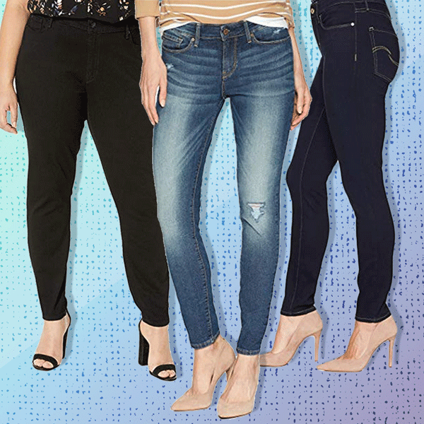 E-Comm: Amazon Skinny Jeans