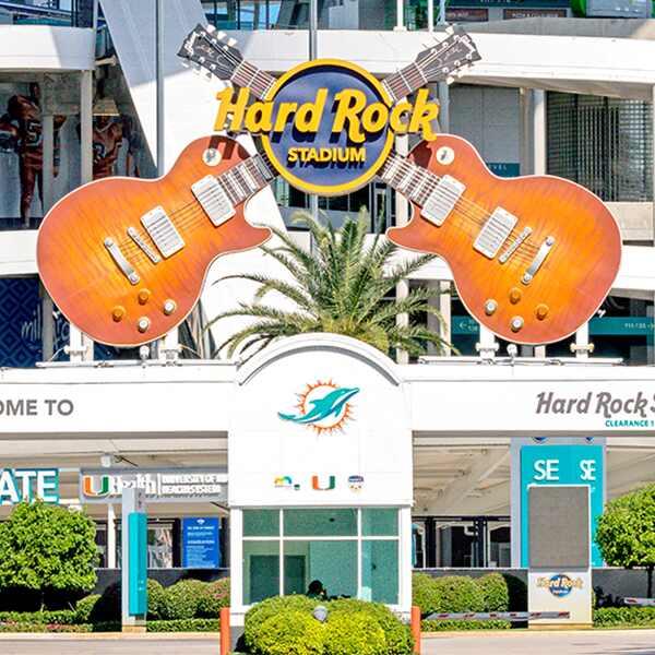 Miami Gardens, Florida, Hard Rock Stadium, Super Bowl LIV
