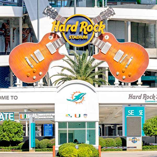Miami Gardens, Florida, Hard Rock Stadium, Super Bowl LIV