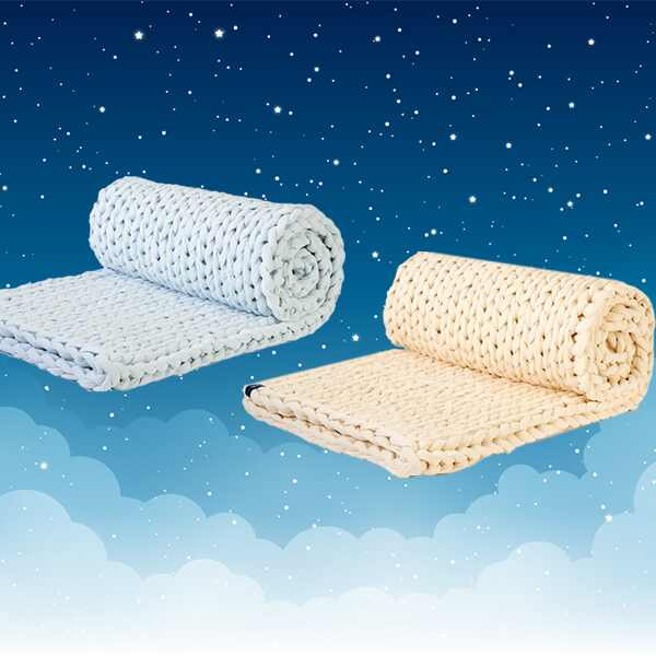 E-Comm: Bearaby Weighted Napper Blanket
