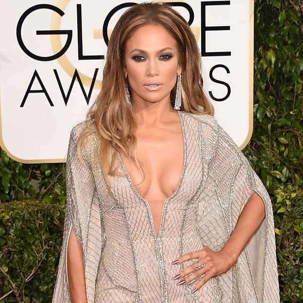 Best Looks - Jennifer Lopez, 2015 Golden Globes