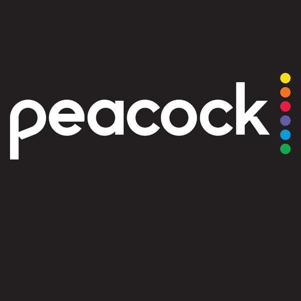 Peacock, Logo