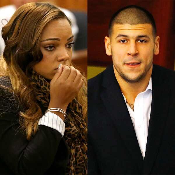 Shayanna Jenkins-Hernandez, Aaron Hernandez