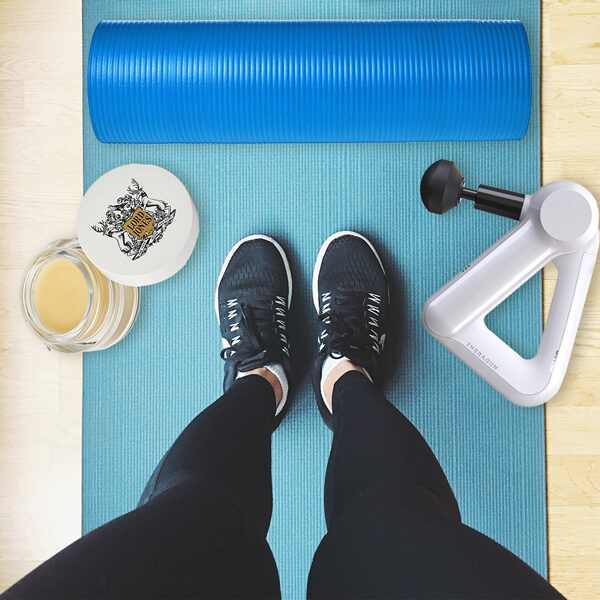 E-Comm: Ease the Pain of Your New Year Workout Routine