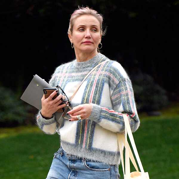 Embargo is up 210pm PST Friday 17th 2020, Cameron Diaz