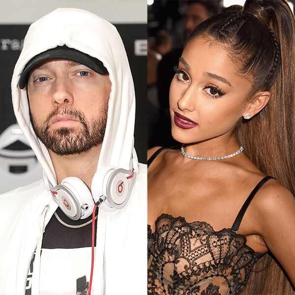 Eminem, Ariana Grande