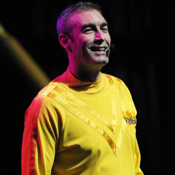 Greg Page, The Wiggles