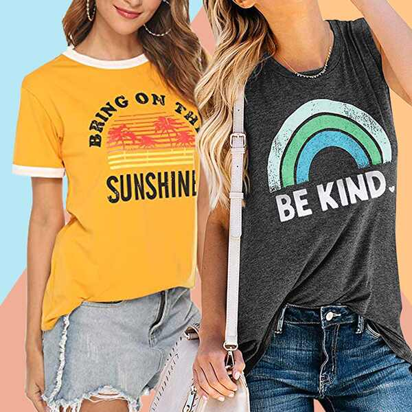 E-Comm: Amazon Graphic Tees