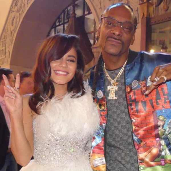 Snoop Dogg, Vanessa Hudgens, Instagram