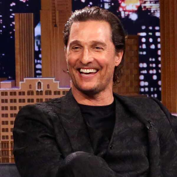 Matthew McConaughey, Hugh Grant, The Tonight Show starring Jimmy Fallon